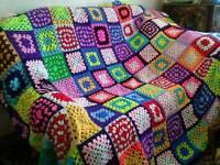 1960s Crochet Afghan