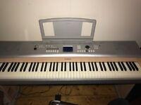 Yamaha Portable Gran Piano DGX-620