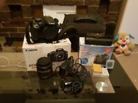 Canon 550d1 EF-S 18-55 ~IS KIT