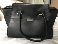 Two genuine leather French Connection handbags