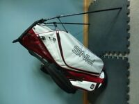 Ping Hoofer E2 Carry / Stand Bag ( New )