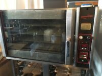 EUROFOURS BAKE-OFF OVEN FROM A KITCHEN WITH A 5-STAR HYGIENE RATING. *BARGAIN*