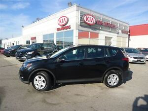2015 Toyota RAV4 LE / AWD / *AUTO* / 54KM Cambridge Kitchener Area image 3
