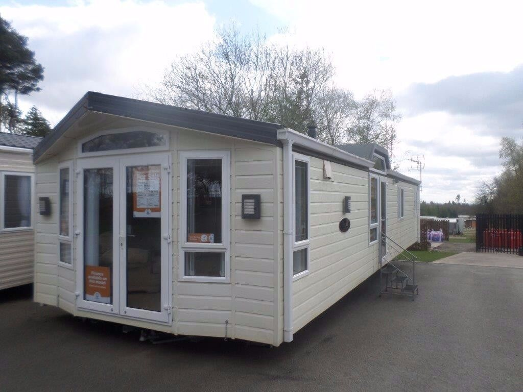2009 Willerby Vogue Static Caravan For Sale At Percy Wood