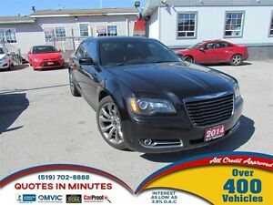 2014 Chrysler 300 S | ROOF | LEATHER | NAV | PREMIUM AUDIO
