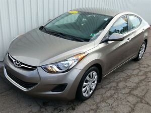 2013 Hyundai Elantra GL AUTO/FACT WARR/AIR/HEATED SEATS/BLUETOOT