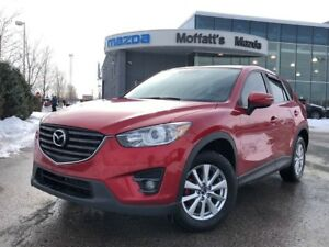 2016 Mazda CX-5 GS GS BLINDSPOT, SUNROOF, HEATED SEATS, BACKU...