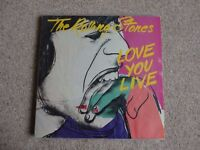 """THE ROLLING STONES - """"LOVE YOU LIVE"""" - DOUBLE LP"""