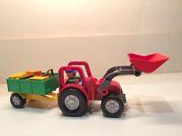 Lego Duplo 5647 Big Tractor