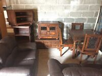 Full set of living room furniture £350