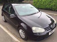 """2004 VW GOLF 1,4 FSI 5 DOOR CHEAP TAX INSURANCE ONLY £1475 YES """"1475"""