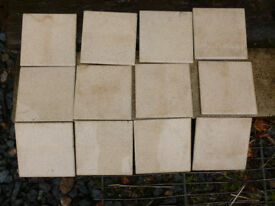 Tiles frost resistant