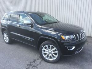 2017 Jeep Grand Cherokee Limited +Écran 8.4 PO, Hitch, Roues 20