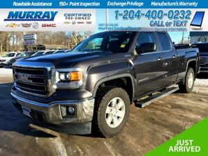 2014 GMC Sierra 1500 Extended Cab SLE 4WD 5.3L *Backup Cam* *Hea