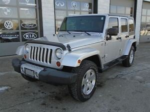 2010 Jeep WRANGLER UNLIMITED Sahara UNLIMITED TWO TOPS AUTOMATIC