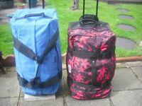X Large Revelation Travel Holdall/Trolley Bag