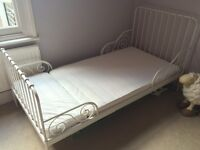 Ikea girl bed in stunning condition - As new!