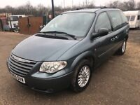 Chrysler voyager Automatic diesel
