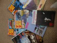 Collection of VW magazines