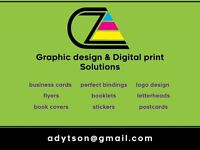 Business cards, Postcards, Flyers, Logo design, cheap prices