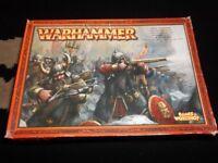 warhammer dwarf thunderers new