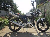 Yamaha YBR 125 Naked