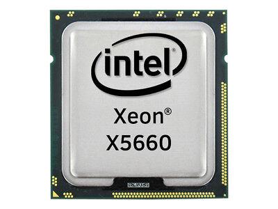 Intel Xeon X5660 Six Core CPU 6x2.8GHz-12MB Cache FCLGA1366, SLBV6