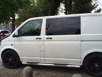 Vw transporter t5 side windows