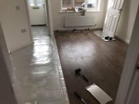 Laminate, Vinyl, Tiling, Skirting boards, free and fast quote-07542375675 call or text