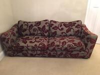Large 2 seater DFS sofa £200 ONO