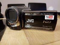 JVC Everio 60Gb HDD Hard Disc Camcorder GZ-MG364BE