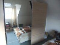 Ikea Pax Wardrobe - Excellent Condition