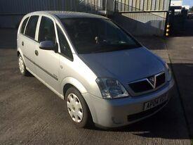 2004 Vauxhall Meriva 1.6 Enjoy 8v 5 Door (AC) ***Great Wee Driver***