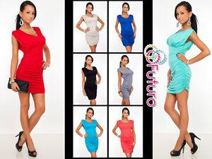 Stylish-Womens-Dress-Open-Back-Sleeveless-V-Neck-Tunic-Size-8-12-8105
