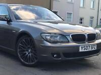 2007 ( 07 ) BMW 730D SPORT AUTO 2995cc DIESEL GREY-NAV+FULL LEATHER HEATED SEATS STUNNING EXAMPLE