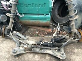Ford Transit mk7 2011 complete front sub Frame and suspension