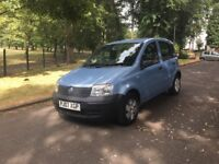 2007 FIAT PANDA ACTIVE 1.1 PETROL 5DR **DRIVES LOVELY + IDEAL FIRST CAR + CHEAP TO RUN AND INSURE**