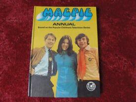 Magpie Annual 1971 £3