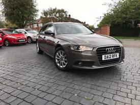 Audi A6 Avant 2.0 TDI 177 Grey (12) - **HPI CLEAR/ F.A.S.H/ LONG MOT/ 1 OWNER**