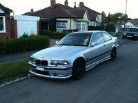 E36 BMW M3 Evo Track Car (low mileage)