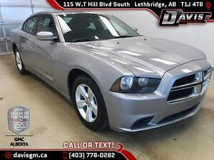 Used 2014 Dodge Charger-Certified Pre Owned-Push Button Start
