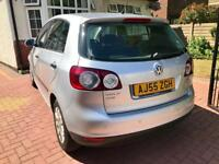 Volkswagen Golf Plus, 1.9 Diesel, 5 Doors, Full Service History, Bluetooth, Sensors, Long MOT!