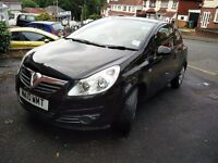 Vauxhall Corsa 1.3 Ecoflex 3dr, 12m mot, £0 road tax, 65mpg combined