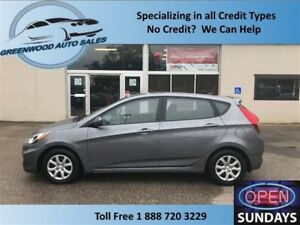 2013 Hyundai Accent GL! PRICED TO MOVE! CALL TODAY!