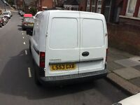 Vauxhall combo gas and petrol