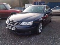 2006 SAAB 9-3 2.0 TURBO...CLEAN INTERIOR..QUICK SALE