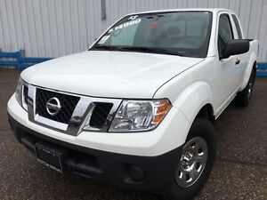 2013 Nissan Frontier Extended Cab