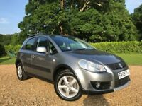 Suzuki SX4 Diesel *Watch Video* MOT no advisories Full Suzuki Service History Nearly New Tyres