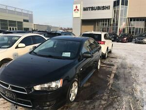 2013 Mitsubishi Lancer SE  LTD ED, One Owner!