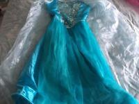 Disney Princess dresses - excellent condition